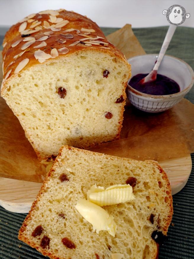 Brioche (c) julzalicious cakes